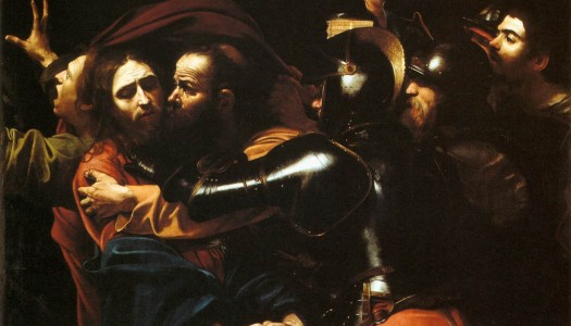 """Let's GO watch the Caravaggio!""  at LACMA"