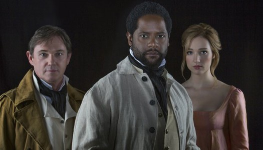 OH!  Othello!  Bewitched by The Bard's Blackest Hero!  Blair Underwood ROCKS!